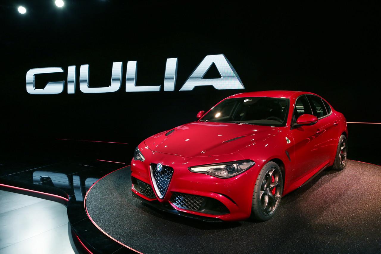 Foto de Alfa Romeo Giulia (2/10)