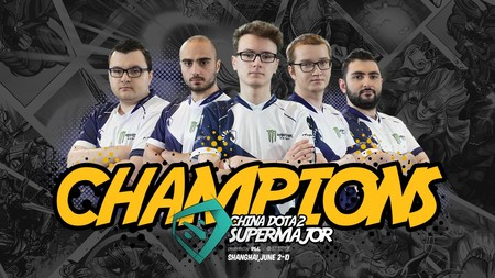 Las 4 claves de Team Liquid para ganar a Virtus Pro en el Supermajor de Dota 2