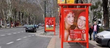 Vodafone y JCDecaux instalarán small-cells en el mobiliario urbano