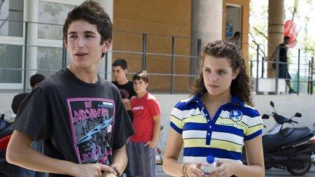 Andrea Ros y David Castillo en