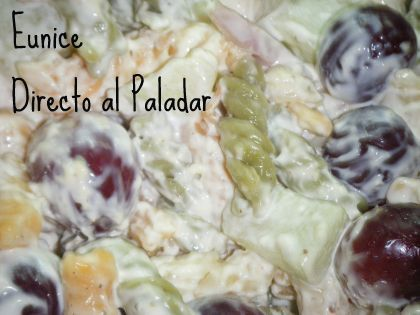ensalada de pasta y frutas tropicales (4).JPG