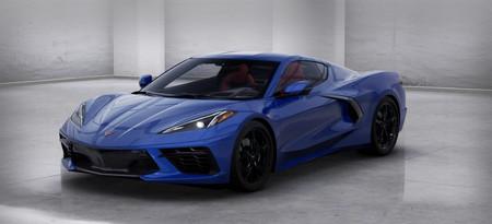 ¿Necesitas un Corvette 2020 y no puedes esperar? Entra a su configurador en línea y deja volar tu imaginación