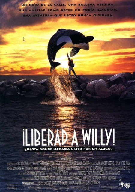 Liberad A Willy Cartel