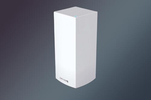 El potente y estético router de nueva generación Linksys Velop MX5300 Wi-Fi 6 está más barato que nunca en Amazon por 289,99 euros