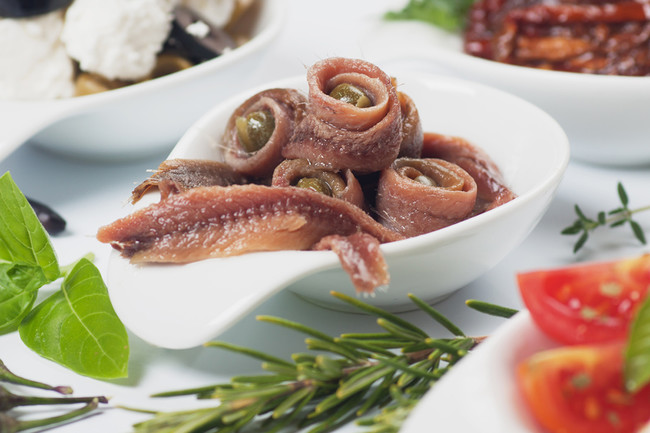 Tendencias: Anchoas