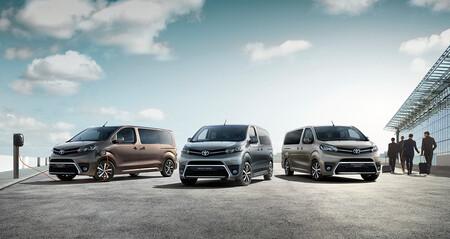 Toyota Proace Verso Electric 2021, precios para España