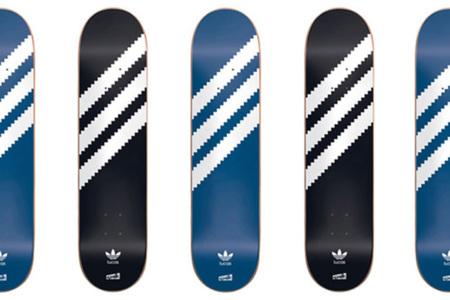 Tablas de Skate 'Lucas Original' de Cliché para Adidas