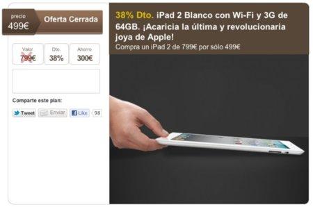 LetsBonus, los iPad 2 y sus 1.500 clientes descontentos [Actualizado: LetsBonus entregará los iPad]