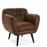 Ofertas de último minuto en Amazon: sillón Versa estilo vintage por 156,35 euros y envío gratis