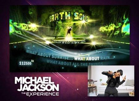 'Michael Jackson: The Experience' ha vendido dos millones. Sus versiones para Kinect y Move están al caer