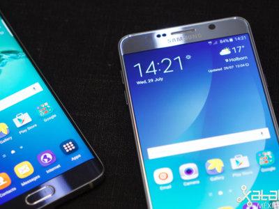 Ya puedes instalar la ROM del Samsung Galaxy Note 5 en el Galaxy S6