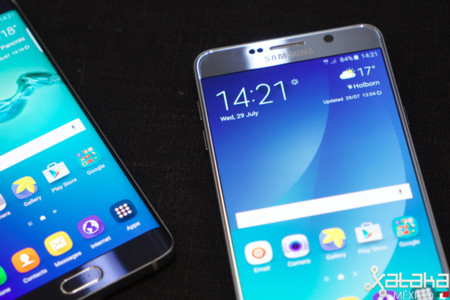 Ya puedes instalar la ROM del Samsung Galaxy Note 5 en el