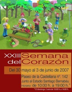 XXIII Semana del Corazón en Madrid