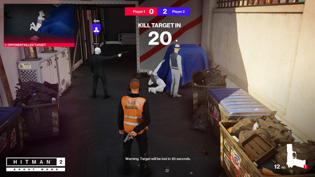 Hitman 2 Ghost Mode 02