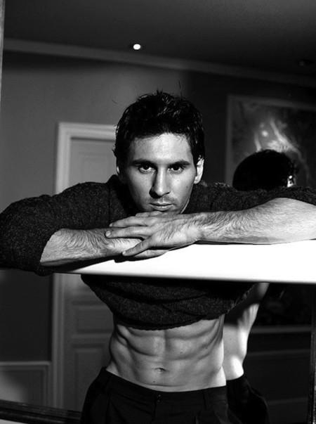 Cuando Lionel Messi se desnuda sube el precio hasta del pan
