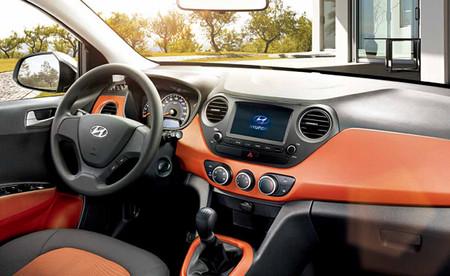 Hyundai Grand I10 Interior