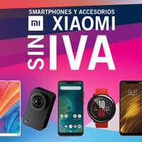 Días sin IVA Xiaomi en Phone House: Pocophone F1 y Redmi 6A más baratos