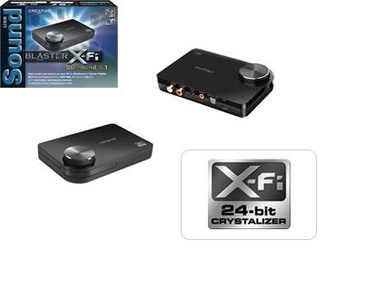 Creative Sound Blaster X-Fi Surround Sound 5.1