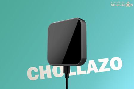Este cargador magnético inalámbrico es una alternativa baratísima al MagSafe para iPhone 12 y AirPods: a 7,99 euros en Amazon
