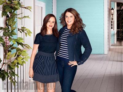 Así se ven las nuevas 'Las chicas Gilmore' en Netflix, la imagen de la semana