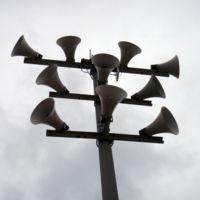 Esta megafonía se entenderá mejor en las estaciones