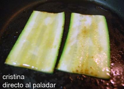 Lasaña vegetariana a la boloñesa