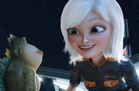 'Monstruos contra alienígenas', 3D por fuera, convencional por dentro