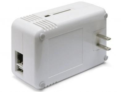 Marvell SheevaPlug es un ordenador completo del tamaño de un adaptador