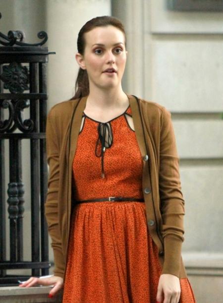 ¿Por qué Blair Waldorf ha dejado de parecer una colegiala y se asemeja más una dulce ancianita?