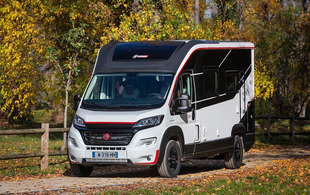Challenger Combo X150, una furgoneta camper que esconde las comodidades de una autocaravana en su interior