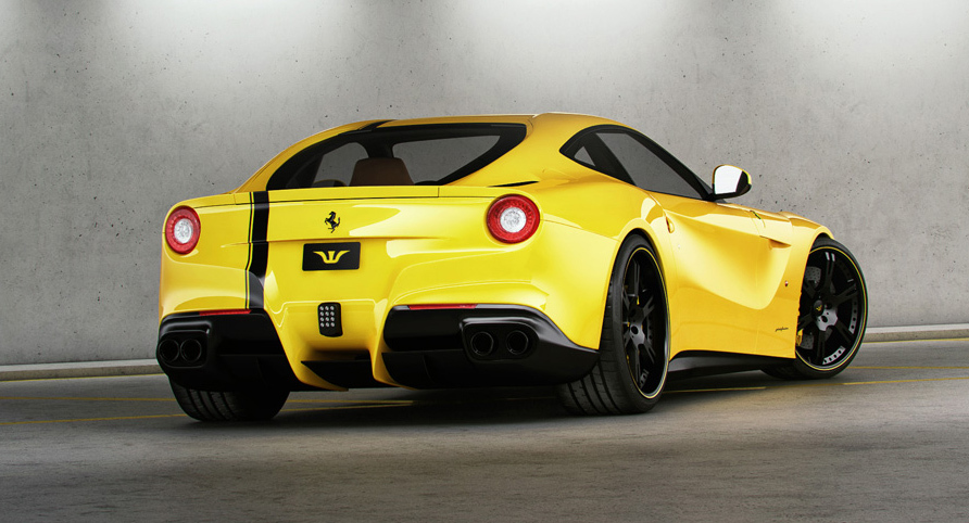 Foto de Wheelsandmore Ferrari F12 Berlinetta (2/7)