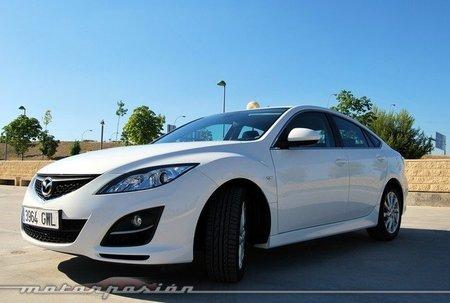 52.000 Mazda 6 llamados a revisión por, ¿telas de araña?