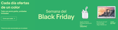 Black Friday Apple 2017: Mejores ofertas en iPhone, Mac y Airpods