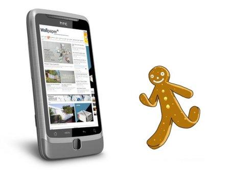 HTC Desire Z recibirá Gingerbread a finales de junio