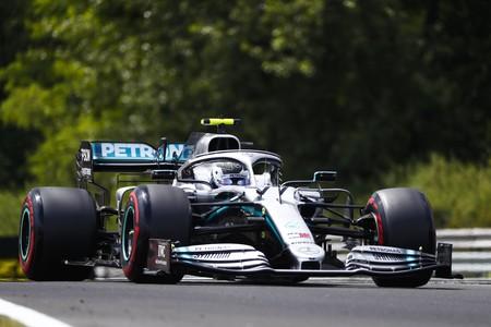 """Valtteri Bottas huele a chamusquina y ya busca coche: """"Tengo un plan B por si Mercedes no me renueva"""""""