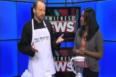 """El """"falso chef"""" que engañó a la televisión norteamericana"""