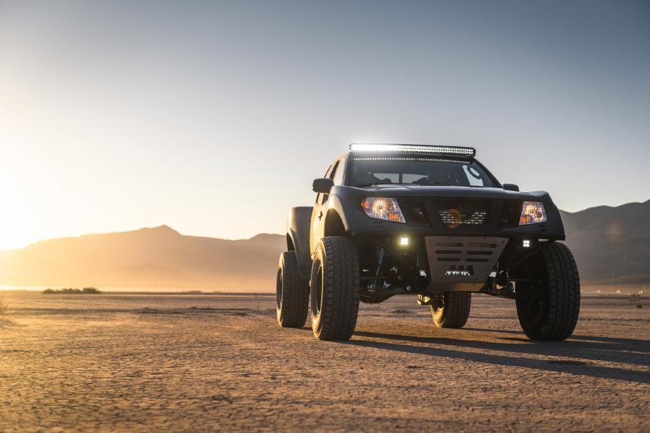 Foto de Nissan Frontier Desert Runner (13/22)