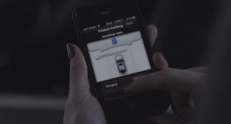 Audi muestra en vídeo su sistema de aparcamiento autónomo y conducción autónoma en atascos