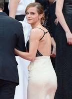 ¡Y van dos! Pero qué re-mona Emma Watson en la alfombra roja del Festival de Cannes