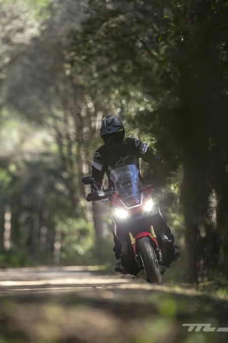 Honda X Adv 2017 Prueba 062