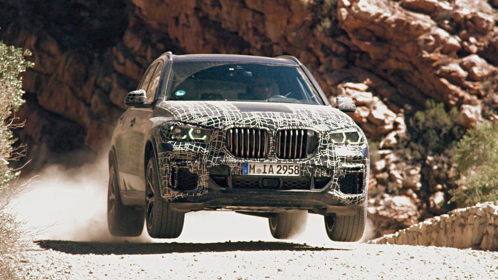 Foto de BMW X5 2019, primeras imágenes (1/7)