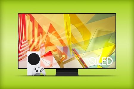 Compra una Samsung QLED y llévate gratis un Xbox Series S: TV de 65 pulgadas, 4K, HDMI 2.1 y 120 Hz en Amazon México