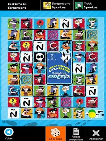 'Los Cazafaltas', un divertido juego de ortografía para niños (¡y mayores!)
