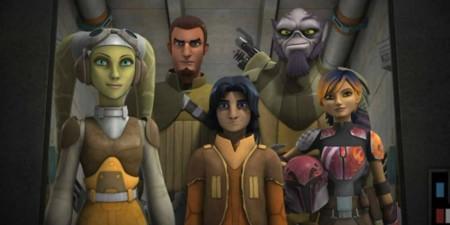 Guía de las series de 'Star Wars' en el 'Star Wars Day'