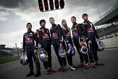 Las joyas del programa Red Bull