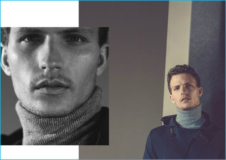 Massimo Dutti 2016 Fall Winter Apres Ski Mens Collection 002