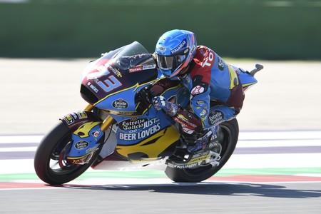 Marquez Misano Moto2 2019