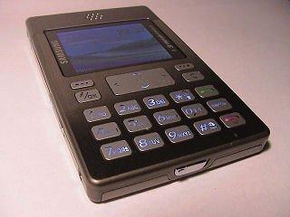 Samsung P300, móvil ultrafino