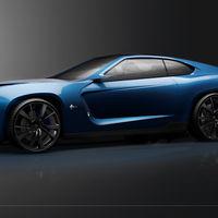 Si soñaste con un muscle car europeo, así podría ser la reencarnación del Opel Manta