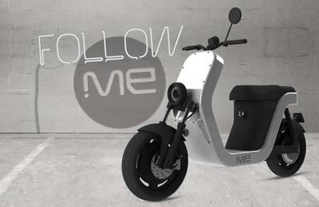 ME: un scooter eléctrico personalizable